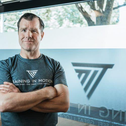 Personal Trainer Tim Harris
